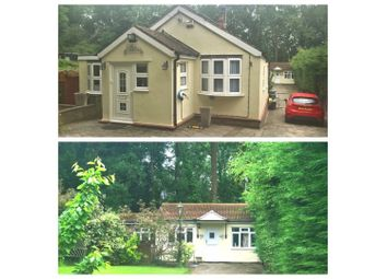 Thumbnail 3 bed detached bungalow for sale in The Crossway, Billericay