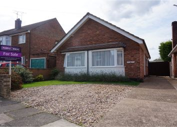 Thumbnail 2 bed detached bungalow for sale in Charles Avenue, Chilwell