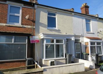 Thumbnail 2 bedroom terraced house for sale in Woodstock Road, Gosport