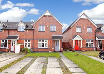 Thumbnail 3 bed semi-detached house for sale in Helmsley Close, Warrington