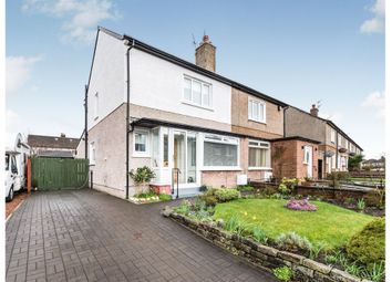 Thumbnail 3 bedroom semi-detached house for sale in Dennistoun Crescent, Helensburgh