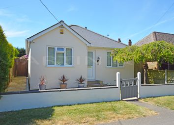 Thumbnail 2 bed detached bungalow to rent in Hallsfield Road, Walderslade, Chatham