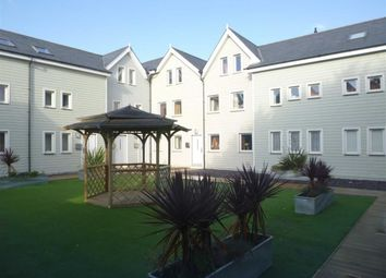 Thumbnail 2 bed flat to rent in The Strand, Bude, Cornwall