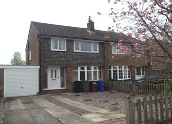 Thumbnail 3 bedroom property to rent in Russell Avenue, High Lane, Stockport
