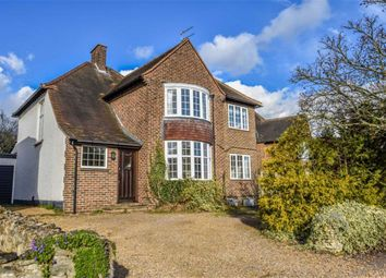 Thumbnail 4 bed semi-detached house for sale in Fordwich Rise, Hertford, Herts