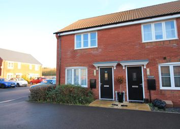 Thumbnail 2 bed end terrace house for sale in Willan Place, West Wick, Weston-Super-Mare