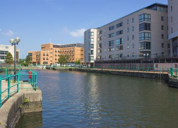 Thumbnail 2 bed flat for sale in Celestia, Falcon Drive, Cardiff