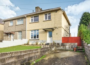 Thumbnail 3 bed semi-detached house for sale in Brynllwchwr Road, Loughor, Swansea