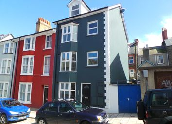 Thumbnail 2 bed maisonette to rent in Corporation Street, Aberystwyth