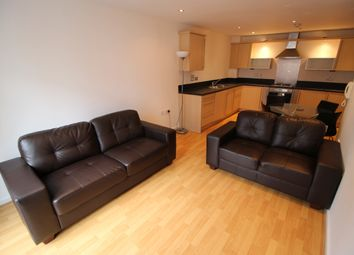 Thumbnail 2 bed flat to rent in The Saltra, 3 Elmira Way, Salford Quays