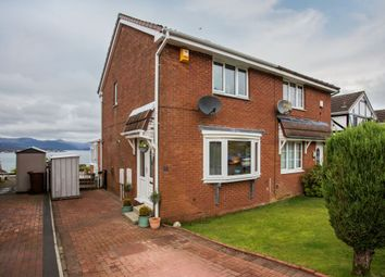 Thumbnail 2 bed semi-detached house for sale in Taymouth Drive, Gourock