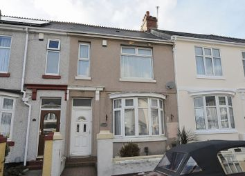 Thumbnail 4 bedroom terraced house for sale in Pennycross Park Road, Plymouth