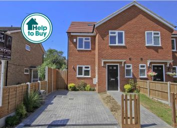 Thumbnail 4 bed semi-detached house for sale in Deane Avenue, Ruislip