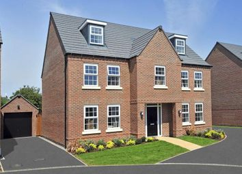 """Thumbnail 5 bedroom detached house for sale in """"Lichfield"""" at Alton Way, Littleover, Derby"""