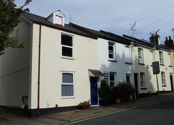 Thumbnail 3 bed end terrace house to rent in Sandford Walk, Exeter