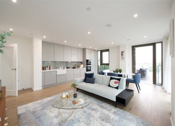 Thumbnail 2 bed flat for sale in Carlton House, Putney, London