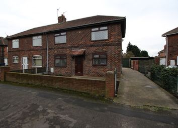 Thumbnail 3 bed semi-detached house for sale in Whitehouse Road, Bircotes, Doncaster