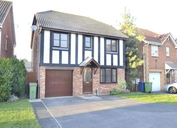 Thumbnail 4 bed detached house for sale in Stocken Close, Hucclecote