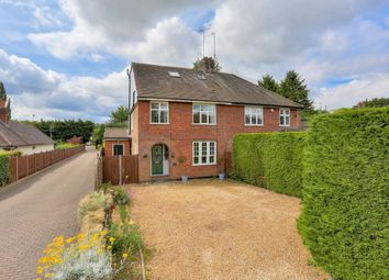 Thumbnail 4 bed semi-detached house for sale in Lower Luton Road, Wheathampstead, St. Albans