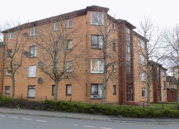 Thumbnail 1 bed flat for sale in Edgefauld Road, Springburn, Glasgow