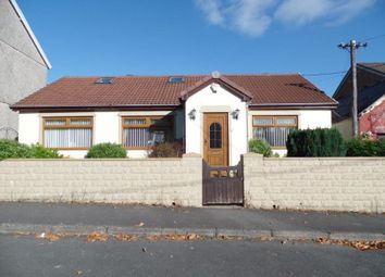 Thumbnail 2 bed detached bungalow for sale in Colenso Terrace, Rhymney, Tredegar