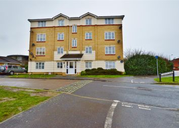 Thumbnail 2 bedroom flat for sale in Cobham Close, Cippenham, Slough