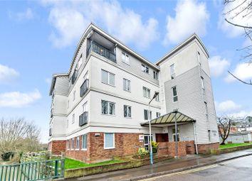 Thumbnail 2 bed flat for sale in Hildenbrook House, The Slade, Tonbridge, Kent