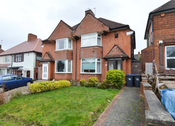 Thumbnail 3 bed semi-detached house for sale in Lewis Road, Stirchley, Birmingham