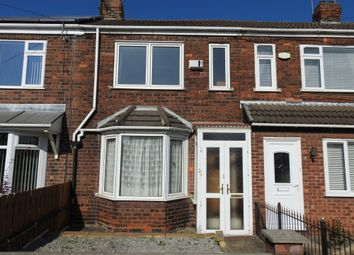 2 bed terraced house for sale in Kathleen Road, Hull HU8