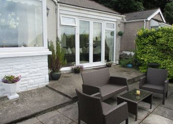 Thumbnail 2 bedroom semi-detached bungalow for sale in Thorney Road, Baglan, Port Talbot, Neath Port Talbot.