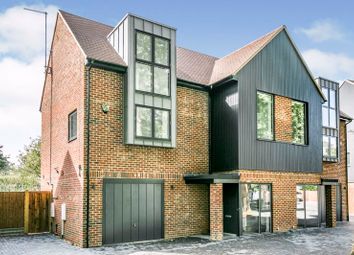 Thumbnail 3 bed semi-detached house for sale in Plot 1, The Spinney, Hoddesdon Road, Stanstead Abbotts, Ware, Hertfordshire