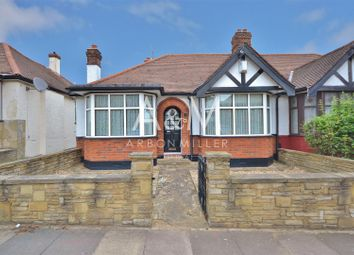 Thumbnail 3 bed semi-detached bungalow for sale in Hamilton Avenue, Ilford