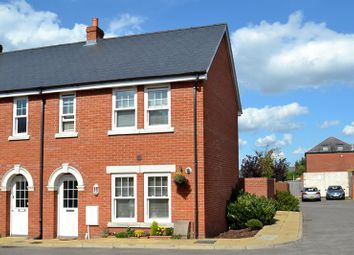 Thumbnail 2 bed end terrace house for sale in Gunner Mews, Colchester