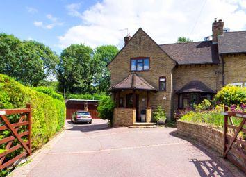 Thumbnail 3 bed semi-detached house for sale in Hurst Lane, Headley, Epsom