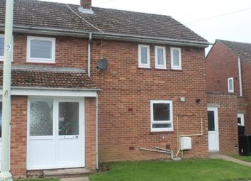 Thumbnail 3 bedroom terraced house to rent in Ullswater Avenue, Edith Weston, Oakham