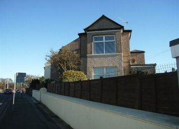 Thumbnail 2 bed flat to rent in Outland Road, Plymouth