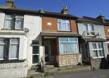 Thumbnail 3 bed property to rent in Balmoral Road, Gillingham