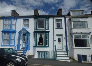 Thumbnail 3 bed terraced house for sale in Corporation Terrace, Criccieth, Gwynedd