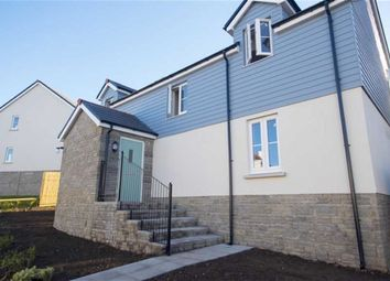 Thumbnail 4 bed detached house for sale in Green Meadows Park, Narberth Road, Tenby