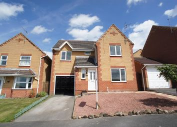 Thumbnail 4 bed detached house to rent in Naseby Road, Belper