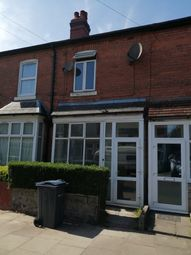 3 bed terraced house to rent in Cornwall Road, Handsworth Wood, Birmingham B20