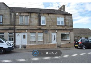 Thumbnail 1 bed flat to rent in Main Street, Calderbank, Airdrie