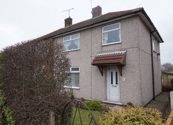 Thumbnail 3 bed semi-detached house for sale in Kingsley Crescent, Stonebroom, Alfreton