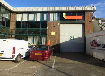 Thumbnail Light industrial to let in 21 Angerstein Business Park, Horn Lane, Greenwich, London