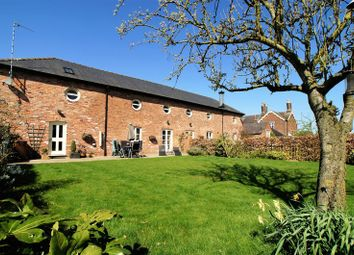 Thumbnail 3 bed barn conversion for sale in Smethwick Lane, Brereton, Sandbach