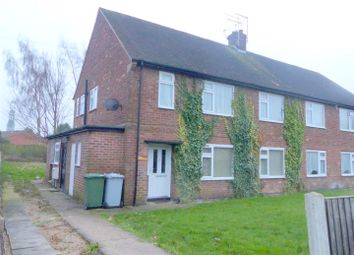 Thumbnail 2 bedroom flat to rent in Highfield Road, Clipstone Village, Mansfield