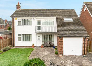Thumbnail 4 bed detached house for sale in Fairways, Frodsham