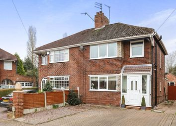 Thumbnail 3 bed semi-detached house for sale in St. Catherines Crescent, Penn, Wolverhampton