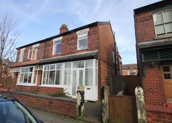 Thumbnail 4 bedroom semi-detached house for sale in Victoria Road, Stretford, Manchester