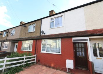 Thumbnail 2 bed terraced house to rent in Mildred Close, Dartford